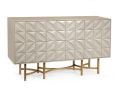 Ghost White Credenza - Cabinets - Furniture - Our Products