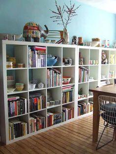 Ikea shelves - cool