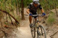 Oleta River State Park has miles of bike trails for those who enjoy mountain biking.  The park is located on Biscayne Bay in north Miami, Florida.