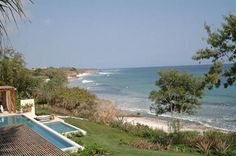Sheer Relaxation and Beauty! Luxury villa vacation rentals are available through Casa Bay Villas