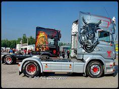 SCANIA V8 Topline - Schubert - D | Flickr - Photo Sharing!
