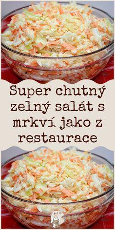 Easy Casserole Recipes, Easy Dinner Recipes, Breakfast Recipes, Easy Meals, Healthy Chicken Recipes, Crockpot Recipes, Vegetarian Recipes, Cooking Recipes, Czech Recipes