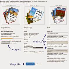 """ID en vrac autour de l'éducation bienveillante: Un générateur de """"cartes de nomenclature"""""""