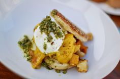 Poached egg for brunch @ Marla Bakery, San Francisco  ~ Gastronomic (Mis)Adventures