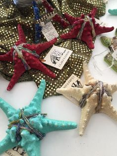 Fiber Stars are available year round at various venues and at Clara's Loom Fiber Arts Gallery.