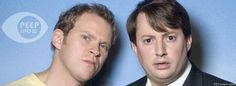 The Peep Show Facebook Covers