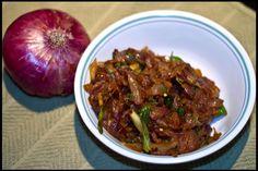Onion curry - Pyaaz ki Sabzi