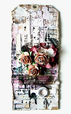 mixed-media tag_Stéphanie papin