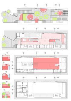 Plantas_generales.jpg  Teruel-zilla / Mi5 Arquitectos + PKMN [pacman]