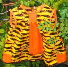 CharlotteBlaBla: robe africaine petite fille