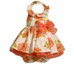 easter dress.. This was Riley & Tearsons Easter dress Last year!  Love this dress
