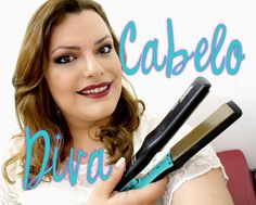 VEDA #5 CABELO DIVA COM CHAPINHA   MARCELLA ALMEIDA