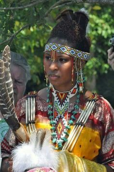 Afro Native American