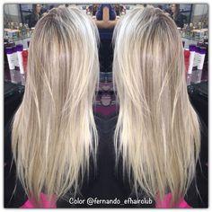 O #LoiroRyco da Joyce!!  #EFHairClub #DeusNaFrente #aMagiaDasCores #oPoderDasMechas #FabricaDeLoiras #AquiNoSalao #CabelosPoderosos #LoiroDosSonhos #LouroDeSalao #Tratamento #BestBlondesBrasil #AutoridadeEmMechas  #Tijuca #Blond #BlondChic #BlondHair #Blogger #Bloggueira  #OmbreHair #Mechas  #CabeloTop  #CabeloDivo #Balayage #Luzes  #Cabelos #Divas