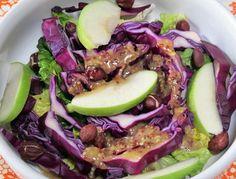 Salade de chou rouge et granny