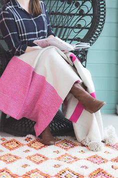 Nothing says November like a cozy throw + rug combo! Throw Blankets, Throw Rugs, Online Printing, November, Decorating Ideas, Cozy, Wallpaper, Shopping, Home Decor