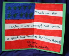 Volunteer Card for Veterans!