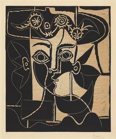 Pablo Picasso - Femme au Chapeau - Поиск в Google