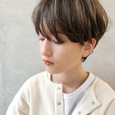 Haircut Girl Hairdos 17 Ideas For 2019 Cute Bob Haircuts, Girl Haircuts, Haircuts For Long Hair, Modern Haircuts, Side Bun Hairstyles, Tomboy Hairstyles, Tomboy Haircut, Updo Hairstyle, Prom Hairstyles