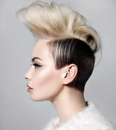 Gary Hooker Michael Young nominees for hairdresser of the year