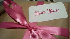 Our 1st gift box ready to go