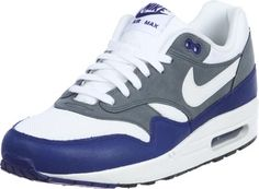 Nike Air Max 1 blau grau weiß