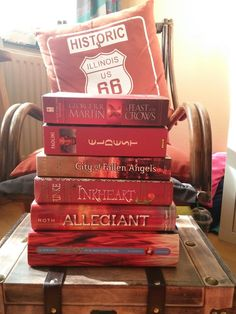 Red books!
