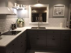 Bodbyn, Double Vanity, Kitchen Inspiration, Bathroom, Washroom, Full Bath, Bath, Bathrooms, Double Sink Vanity