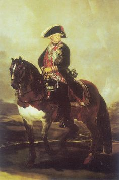 CARLOS IV DE BORBÓN POR GOYA by the lost gallery, via Flickr