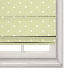 Chatsworth Heritage Green Roman Blind from Blinds 2go Blinds