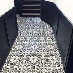 Cement Tile Shop - Encaustic Cement Tile Floret