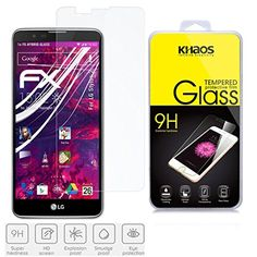 KHAOS For LG Stylus 2 Plus Premium Tempered Glass Screen Protector 0.3mm -- Awesome products selected by Anna Churchill