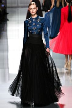 DIOR: Autumn/Winter 2012-13 READY-TO-WEAR