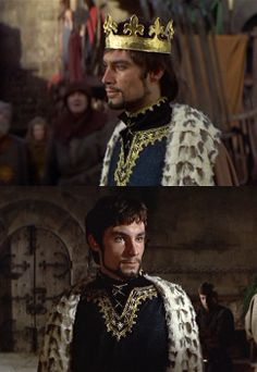 Timothy Dalton as King Philip of France - The Lion In Winter