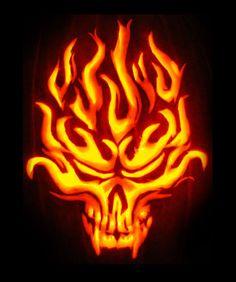 free printable pumpkin carving patterns for halloween Skeleton Pumpkin, Skull Pumpkin, Pumpkin Stencil, Pumpkin Art, Pumpkin Ideas, Pumpkin Designs, Scary Pumpkin Carving, Scary Halloween Pumpkins, Amazing Pumpkin Carving