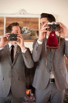 Same Sex Wedding Idea   Bridal Musings Wedding Blog 2