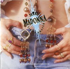 For Sale - Madonna Like A Prayer UK  CD album (CDLP) - See this and 250,000 other rare & vintage vinyl records, singles, LPs & CDs at http://eil.com