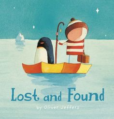 Lost and Found by Oliver Jeffers http://www.amazon.co.uk/dp/0007150369/ref=cm_sw_r_pi_dp_EdbCub0S9HEWF