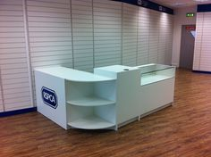 Retail Counters for RSPCA