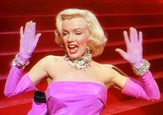 Marilyn Monroe - Diamonds Are A Girls Best Friend, Gentleman Prefer Blondes