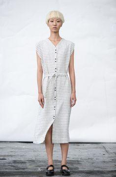 Wolcott : Takemoto | Spring 15 Berliner dress