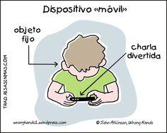 """Dispositivo """"móvil"""""""