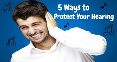 Did you know that noise-induced hearing loss is the most common and preventable type of hearing loss? Check out these 5 ways to prevent it.