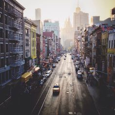 #NewYorkCity #ManhattanBridge #Chinatown | tamarapeterson | VSCO Grid