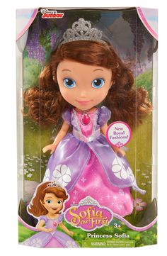 13 Sofia the First Dolls and Toys: Sofia the First Royal Dolls