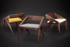 Dering Hall - Buy Hank from Jory Brigham Design - Armchairs - Seating - Furniture