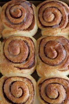 cinnamon rolls bułeczki cynamonowe cynamonki