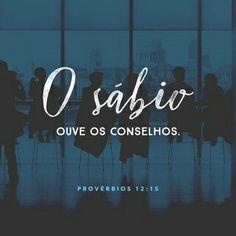 Provérbios 12.15