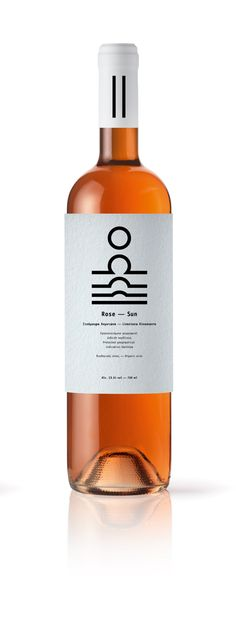 #rose #wine #packaging