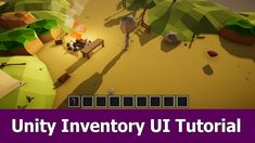 Unity Inventory UI Tutorial